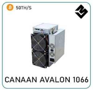 Canaan Avalon 1066